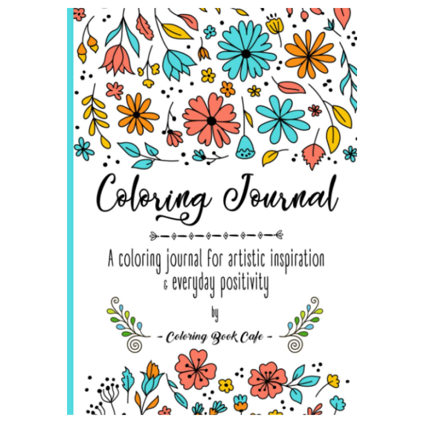 coloring journal