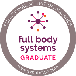 Certified Functional Nutritionist